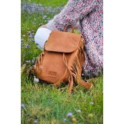 Plecak N° 33 (frędzle)